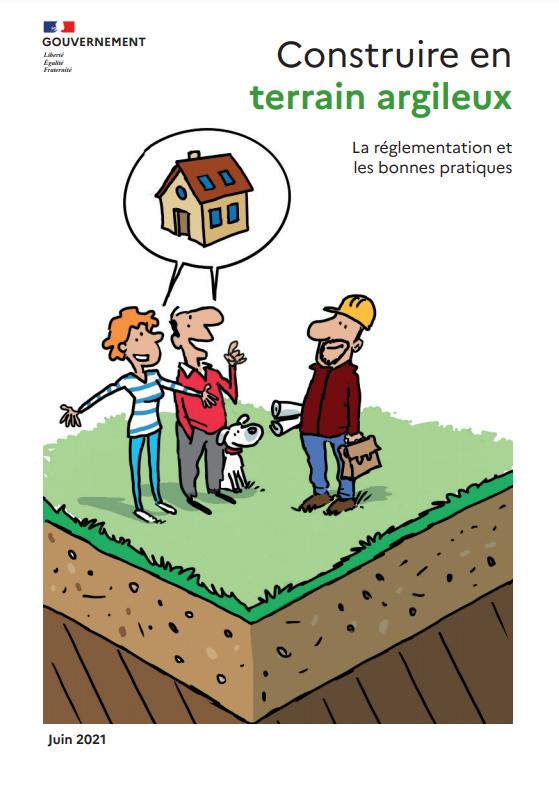 Image liée à la page (Construire en terrain argileux - Règlementation et bonnes pratiques)