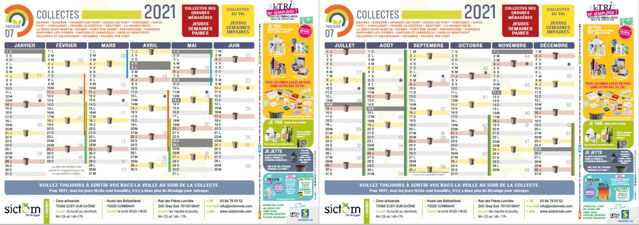 Image liée à la page (SICTOM - Calendrier de collecte 2021)